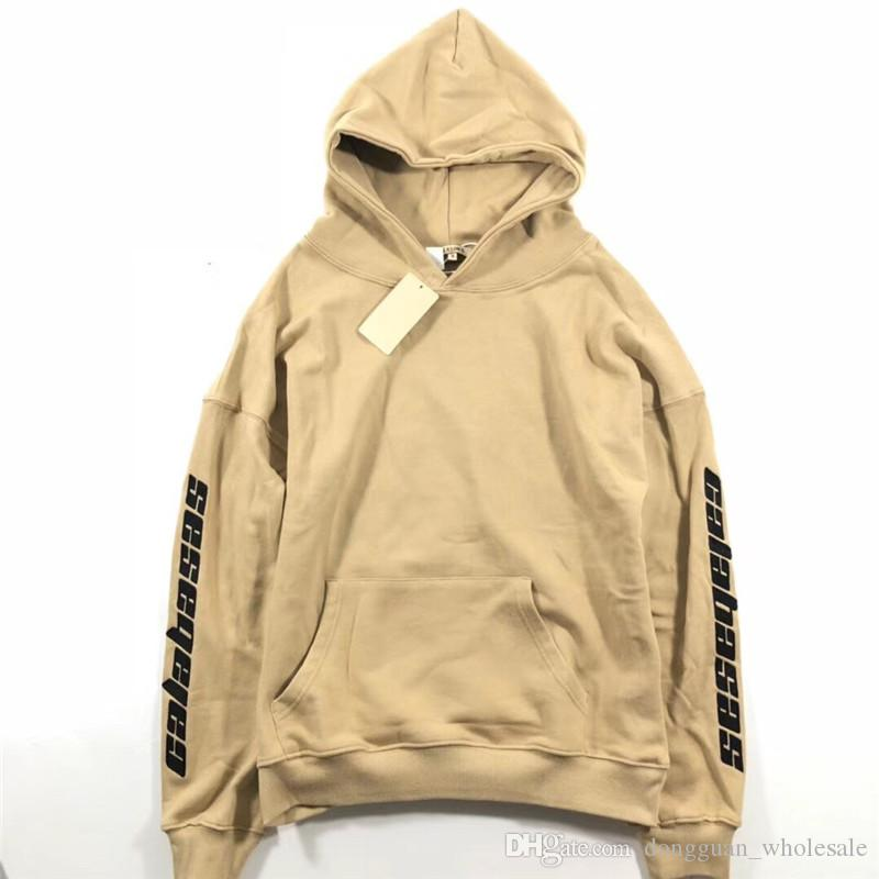 7d347a18 2019 Season 5 Men Women Embroidery Calabasas Hoodies 1a:1 Top Quality Kanye  West New Arrived Sweatshirts Pullover Season 5 Hoodies From  Dongguan_wholesale, ...