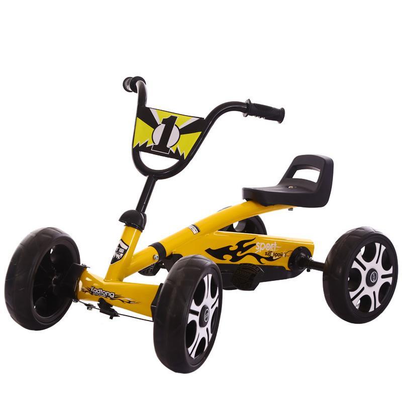 2525bc22fbf 2019 Children Bicycle Bike Sports Four Wheels Kart Drift Car Large ...