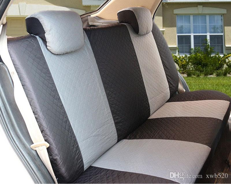 XWSN GM Seat Cover for Toyota Volkswagen Fiat Hyundai Chery BYD Auto Parts Car Modeling