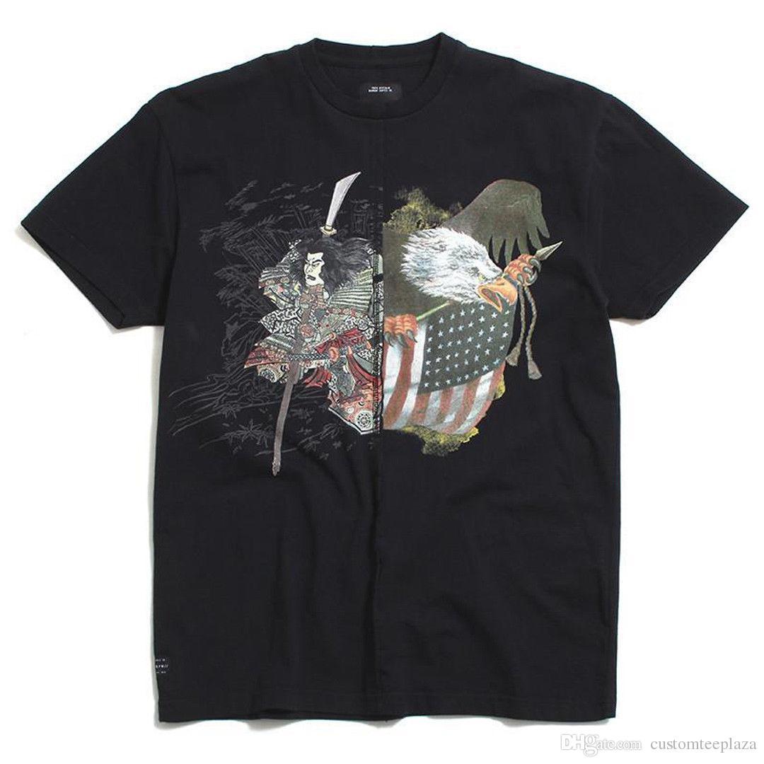 01f190d5 Custom T-Shirt with an Overlocker | WeAllSew. Instructions to Sew Your ...