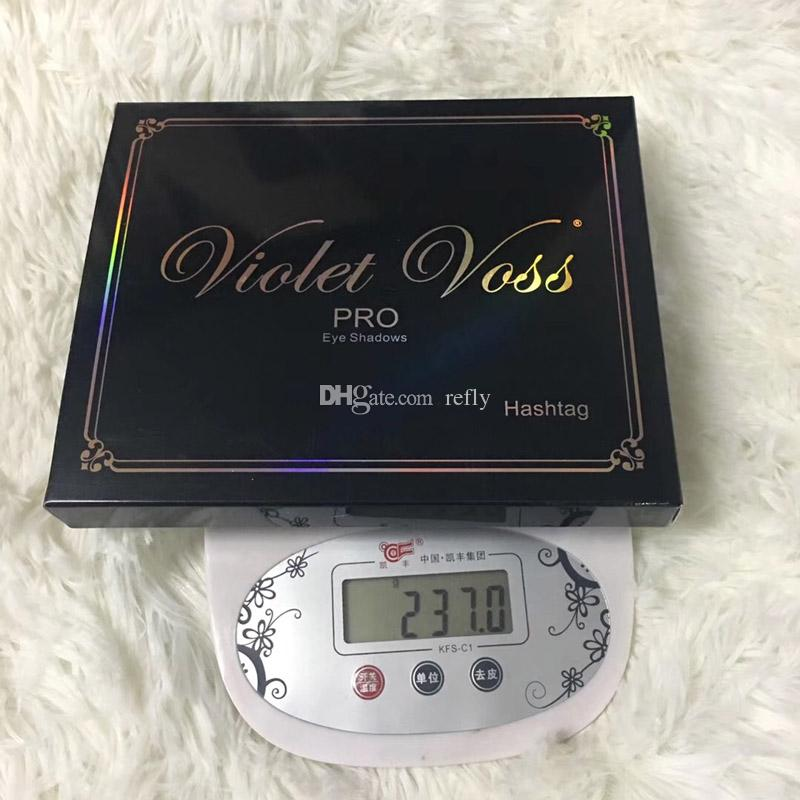 Violet Voss Pro Eye Shadow Holy Grail Limited Edition Palette Cosmetics Long-lasting Eyeshadow Palette Makeup