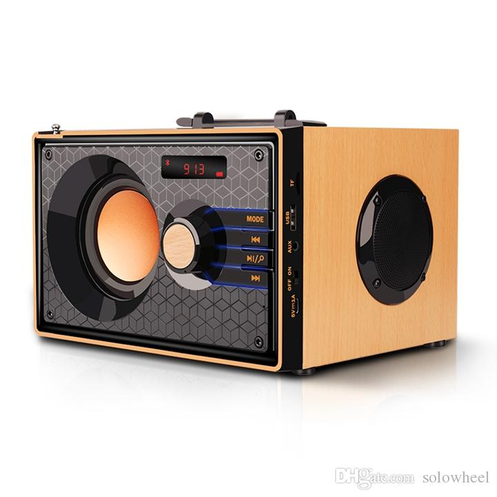 Home Theater Speakers >> 2019 Stereo Bluetooth Speaker Subwoofer Heavy Bass Wireless Boombox