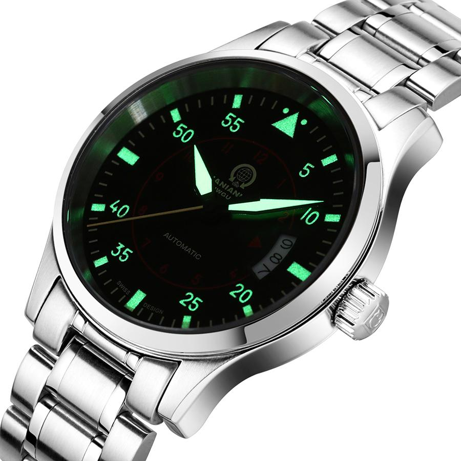 ae93c8fb260 Mens Watches Top Brand Luxury Automatic Mechanical Watch Men ...