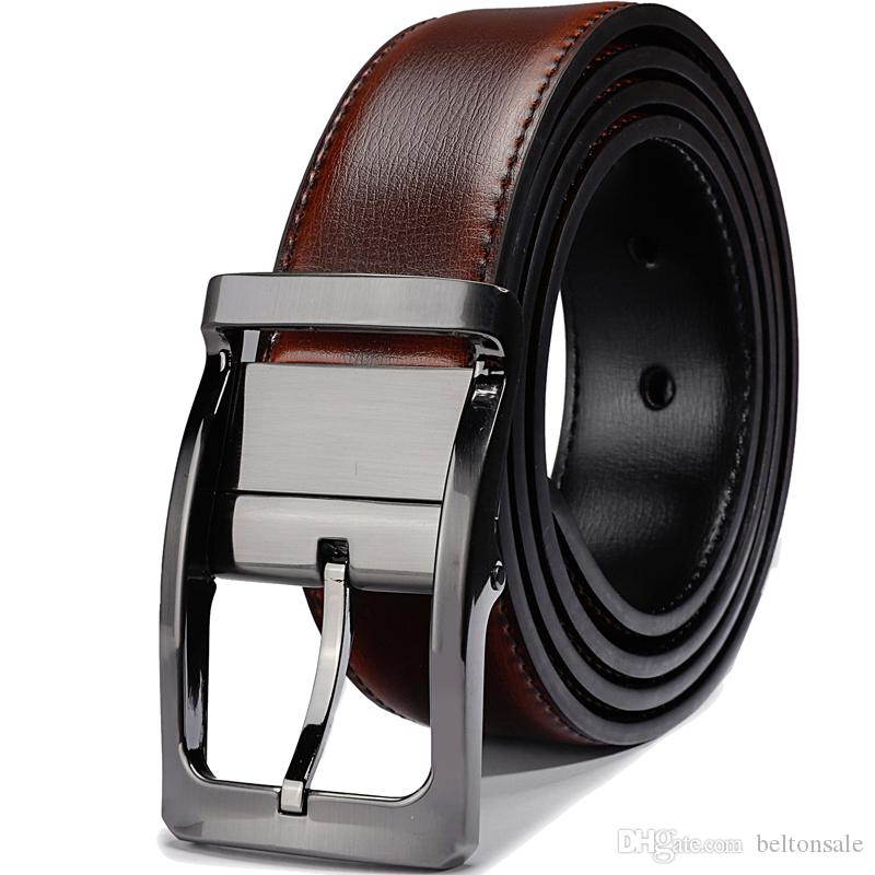 Mens Leather Belt, Reversible And Adjustable Belts For Man With Rotated  Buckle Belts For Men Big And Tall Below The Belt Back Support Belt From  Beltonsale, ... 8b920a82958