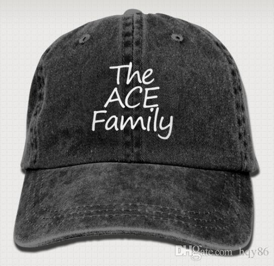 6bddf796 Baseball Cap for Men Women,The Ace Family Baseball Summer Sun Hat ...