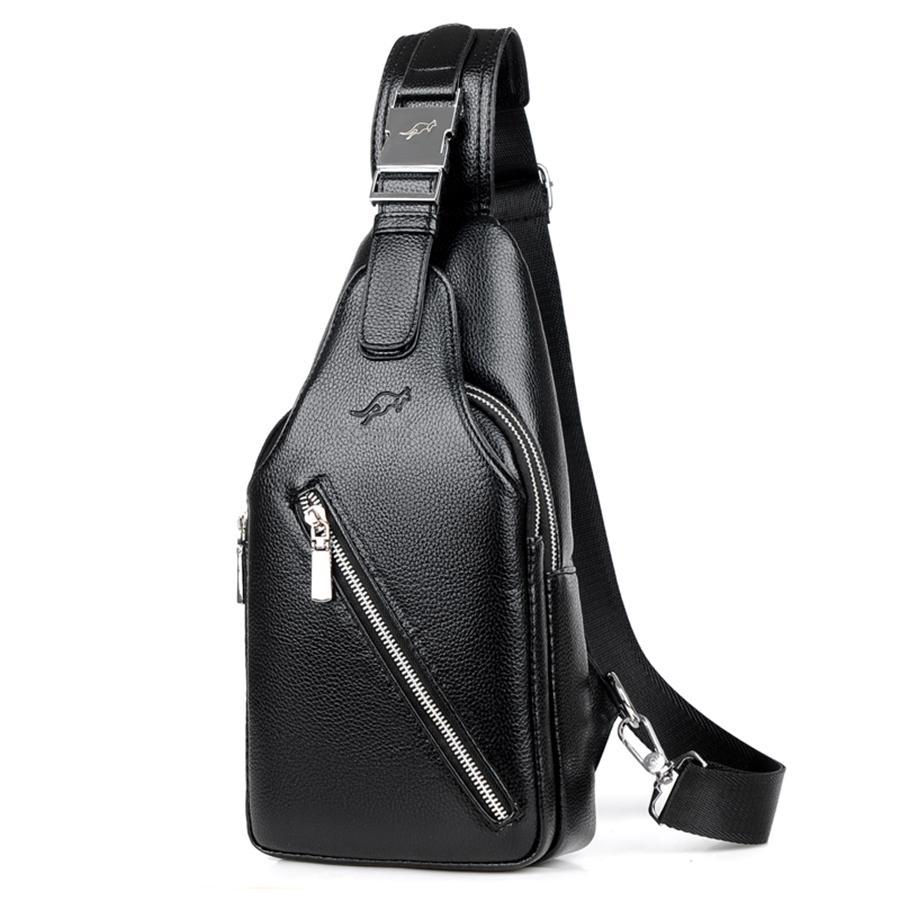 ecc5019032389 2018 New Arrived Men's Casual Shoulder PU Leather Crossbody Bags ...