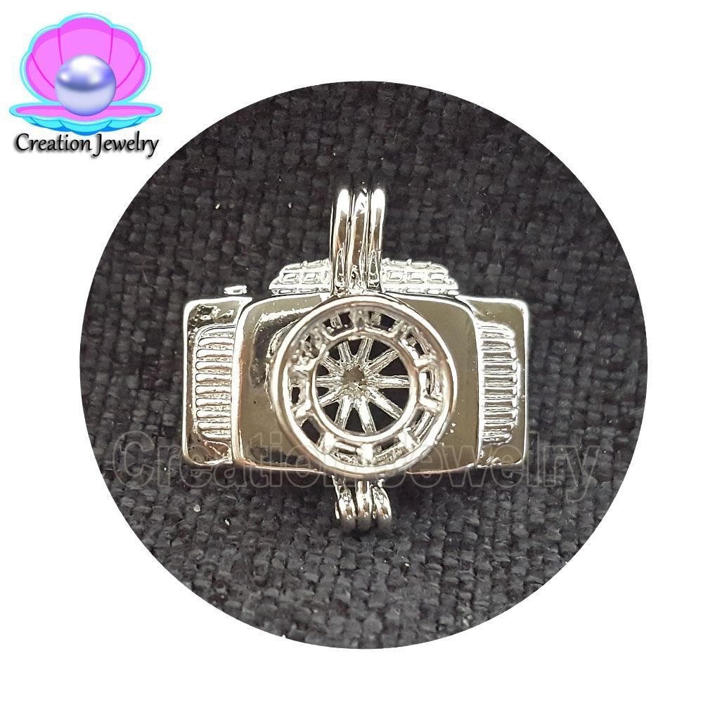 5 adet / grup yeni moda lockets dream catcher kafesleri çok stilleri kolye İnciler koyabilirsiniz gümüş kaplama yüksek kalite