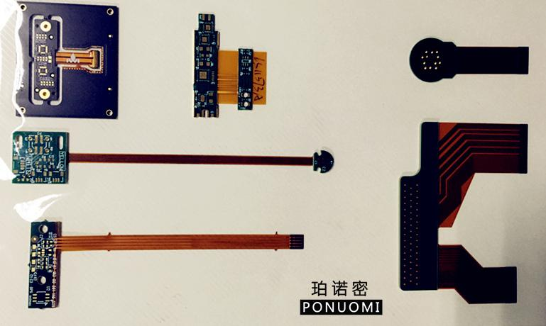 Customize DIY FPC flexible pcb Polymide for Smart Electronics
