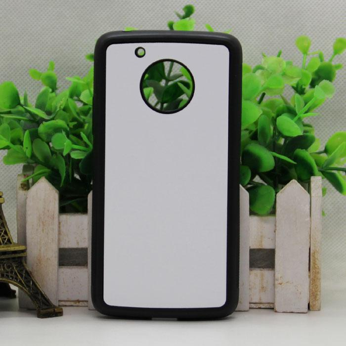 buy online d4fe5 0c629 2D Sublimation Silicon Case For Moto G2/G3/G4 Plus/G5/G5S/G5 Plus/Z  force/E4 Plus/E5 Plus TPU PC Rubber soft Blank Heat transfer Phone Cover