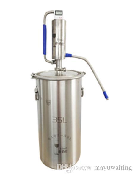35L Moonshine Homebrew Distiller Brewing Alcohol Distilling ... on
