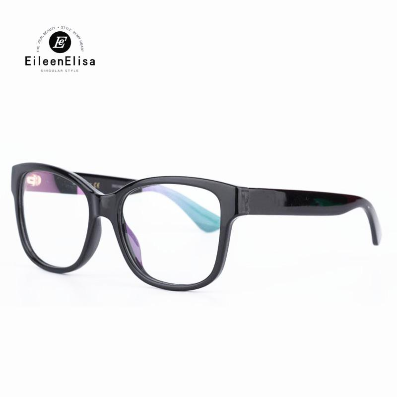 5a9fc52f0b Women s Eyeglasses Frame 2018 High Quality Acetate Clear Lens Frame Glasses  Optical Fashion Women Flasses Eyewear Frames Cheap Eyewear Frames Women s  ...