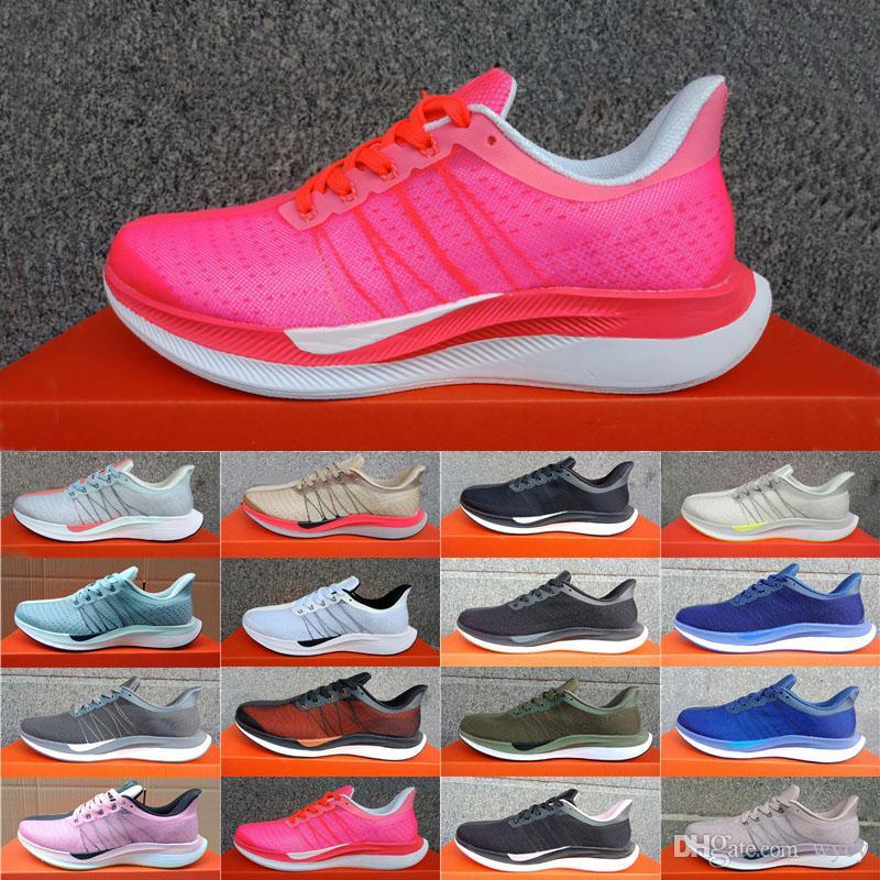 sports shoes 3301e c2ecd Acheter 2018 Zoom Pegasus Turbo Chaussures De Course Pour Femmes Hommes  Haute Qualité Respirant Mode Sport Chaussures Balck AiRs Athlétique  Sneakers ...