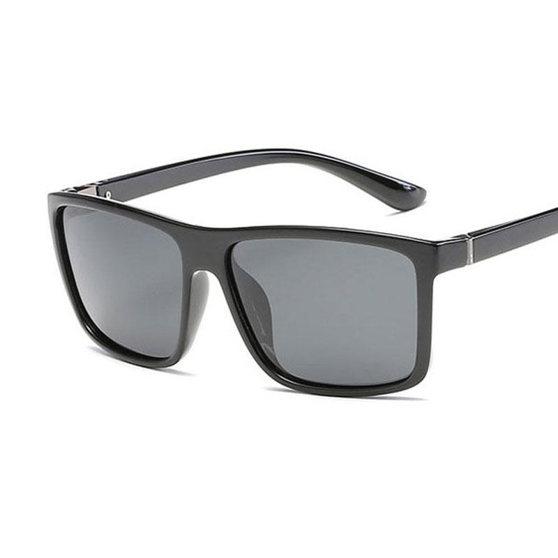 8c7f4b19650 Hot Polarized Sunglasses Classic Men Square Sun Glasses Good Quality  Driving Driver Pilot Sunglasses Travel Fashion Polarized Eyeglasses Dragon  Sunglasses ...