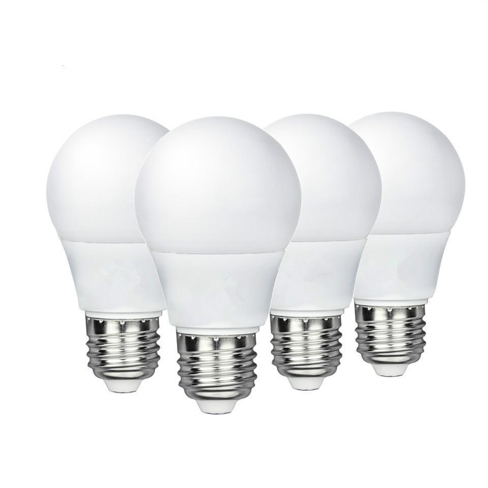 Led Lamp E27 Bulb Lights 220v 240v Smart Ic Real Power 3w 5w 7w 9w ...