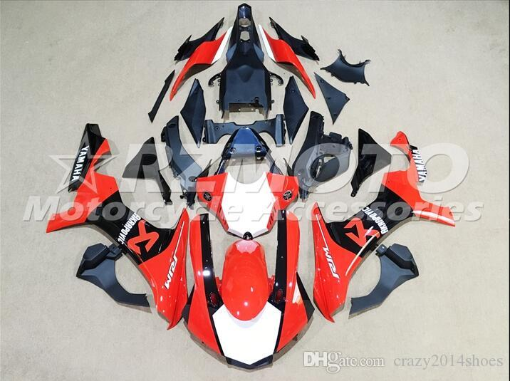 3 Free Gifts New motorcycle Fairings Kits For YAMAHA YZF-R1 2015-2016 R1 15-16 YZF1000 bodywork hot sales loves Red B79