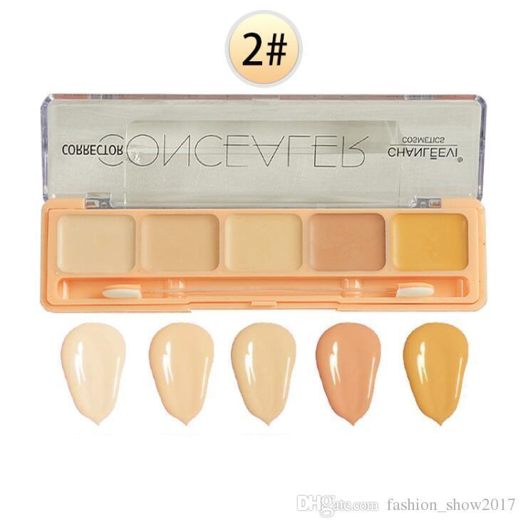 New Arrival Base Contour Concealer Makeup Moisturizer Foundation Concealer Cover Skin Cream Face Maquiagem