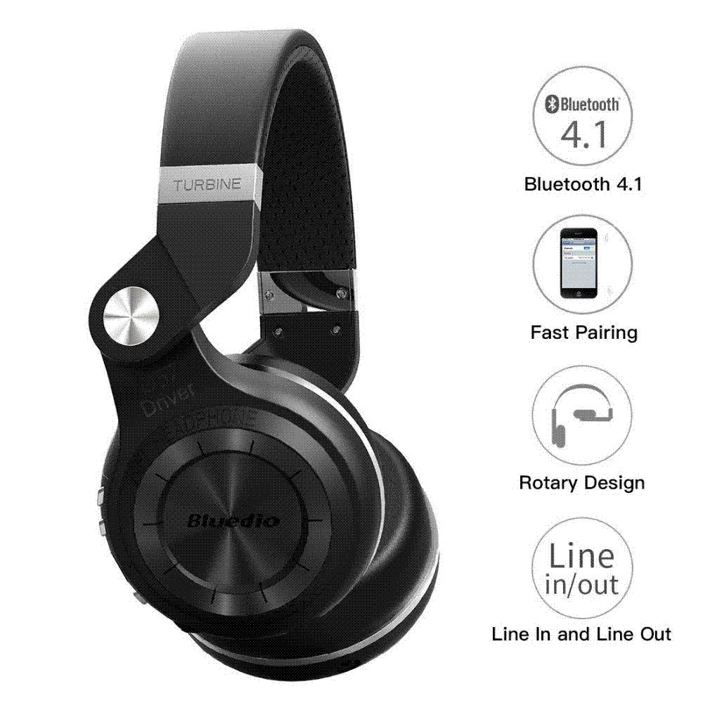 597898dc586 Bluedio T2S &Nbsp;Bluetooth Headphones Foldable &Nbsp;BT 4.1 Wireless  &Nbsp;Bass Headset For Music Phone With Microphone Wholesale Wireless  Bluetooth ...