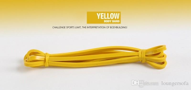 الإبداعية متعدد الألوان سحب حزام غير سامة عصابات المقاومة اللاتكس الطبيعي مكافحة ارتداء عالية القوة المرنة رالي حزام الأزياء 26rk4 ب