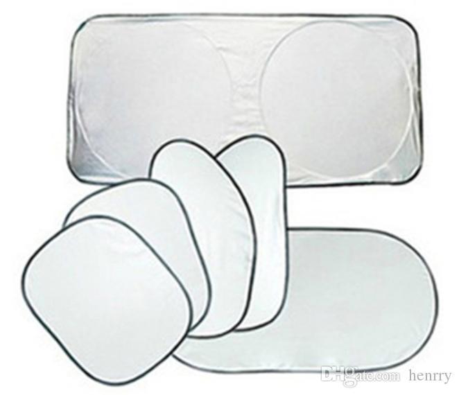 Compre 6 Unids Set Revestimiento De Plata Side Gear Coche