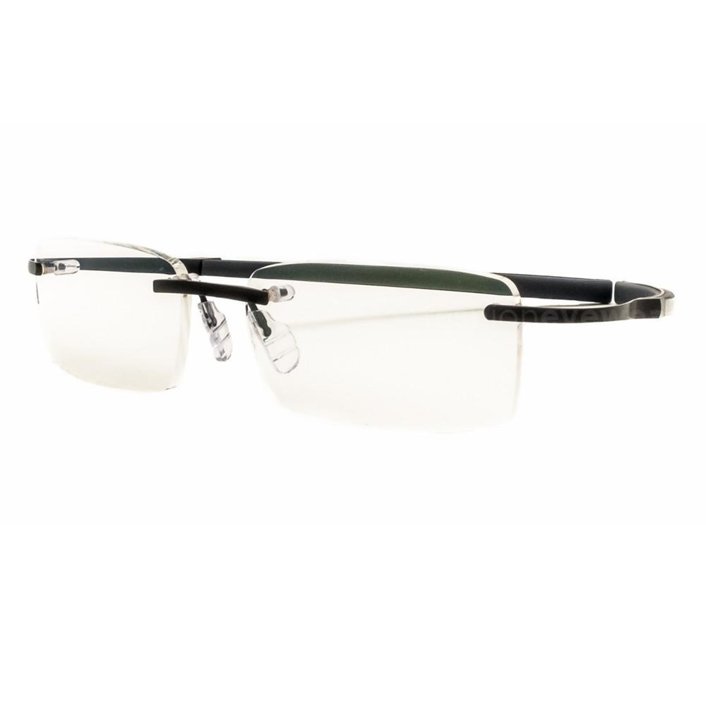 dd9b62c18140 2019 Luxury Flexible TR90 Rimless Eyeglass Frames Myopia Rx Able Men Women  Glasses Spectacles Brand New From Vintage66
