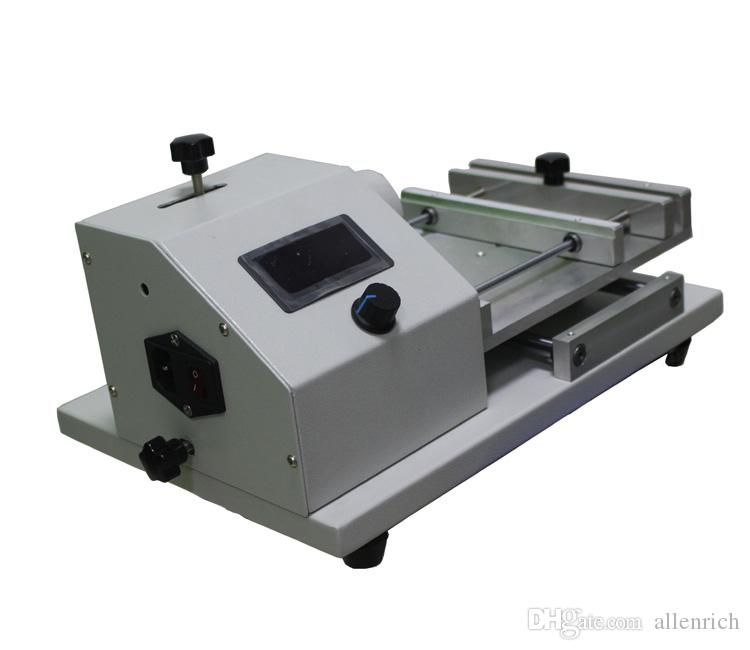 Jiutu Lcd Screen Outer Lens Dismantling Middle Frame Machine Cutting ...