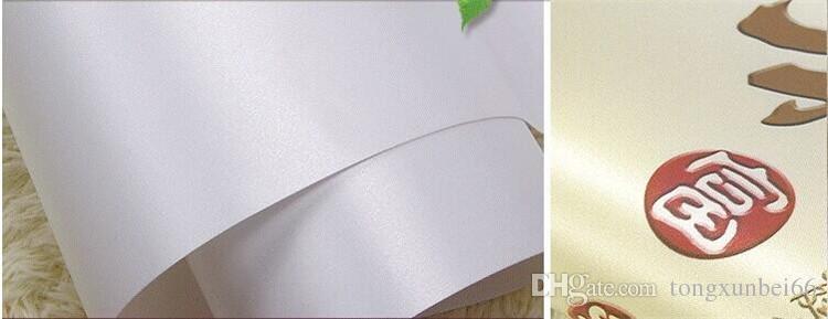 3D 원 꽃 인쇄 배경 종이 peint feuillage 월페이퍼 거실 TV Backsplash 홈 인테리어 사진 벽화