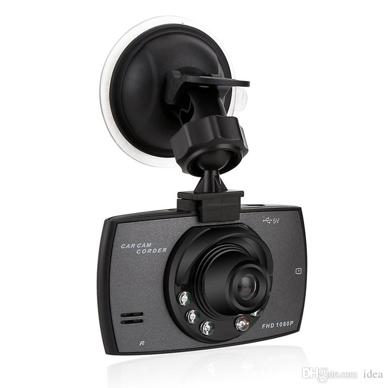 "G30 Car Camera 2.4"" Full HD 1080P Car DVR Video Recorder Dash Cam 120 Degree Wide Angle Motion Detection Night Vision Hot Sale"