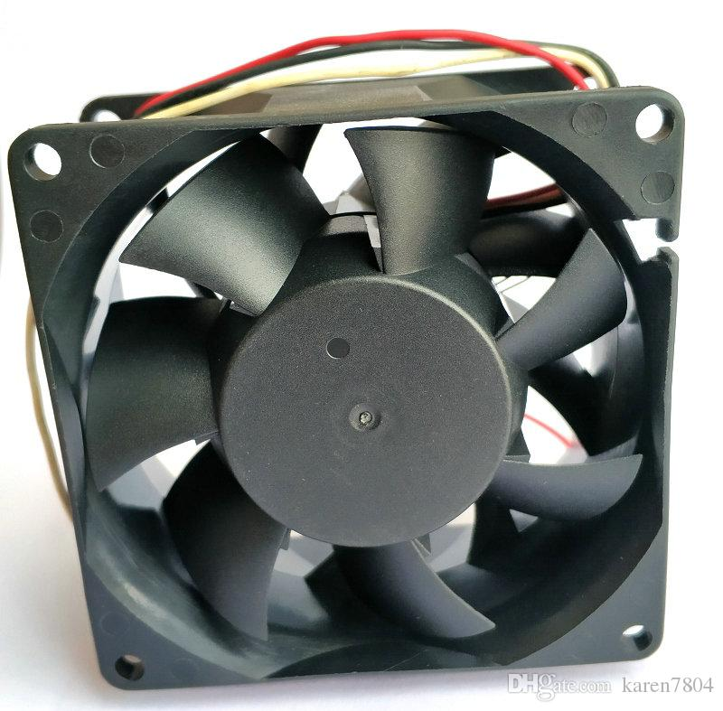 sunon 8038 12V 4.4W PMD1208PMB3-A 3WIRE PSD1208PMB3-A PSD1208PMB2-A PSD1208PMB1-A PMD1208PMB1-A cooling fan