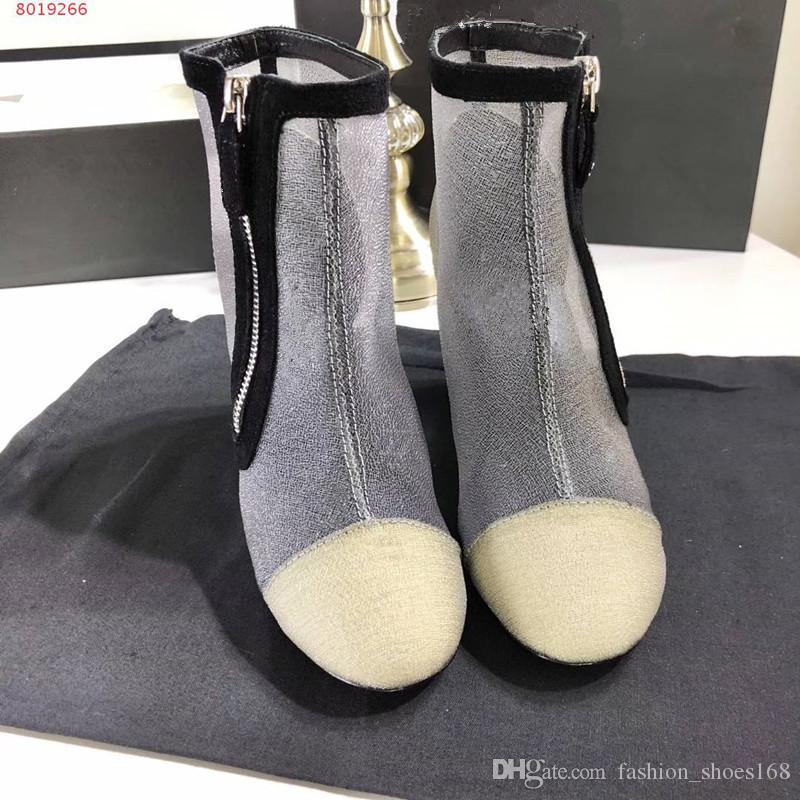 Bottes Femmes Pour Fil Cheville Marque Fashion Net Célèbre Acheter SzLpjqGUMV