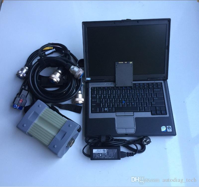 pour mb star c3 Outils de diagnostic avec ordinateur portable d630 avec soft-ware ensemble complet pour scanner de voiture