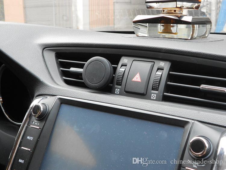 CZC04自動車マウントエアベント磁気ユニバーサル電話ホルダーワンステップマウント、強化マグネット、より簡単なより安全な駆動100ピースパック