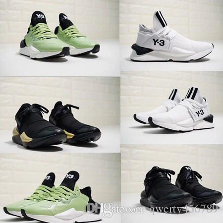 834059d47437 2018Y 3 Kaiwa Sneakers Men Women Y 3 Qasa X Kaiwa Chunky Bandage Samurai  Kiwa Shoes Size 38 44 Skechers Shoes Mens Dress Shoes From Qwerty456789