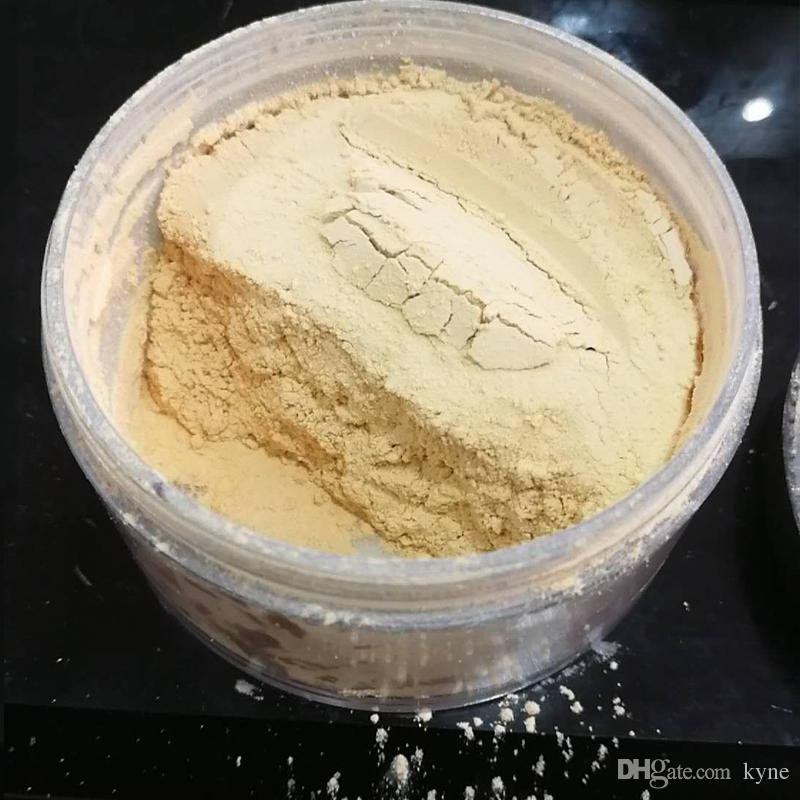 With retail box ! Sacha Buttercup setting powder makeup SACHA loose powder DHL