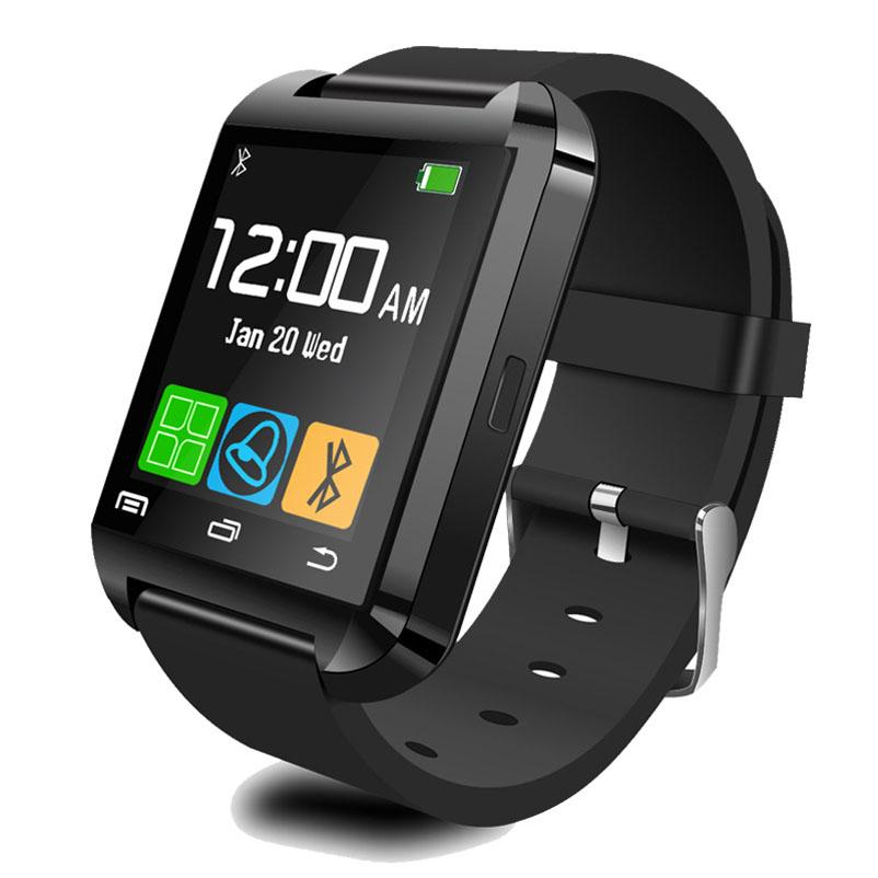 U8 Smart Digital Watch Men Electronic GPS Fitness Tracker Android Bluetooth Fashion Watch Saat Sport Women Clock relogio