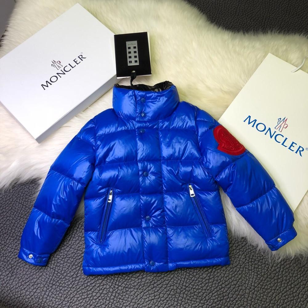 d2bb9325bc50 2018 New Autumn And Winter Latest Children S Down Jacket Men And ...