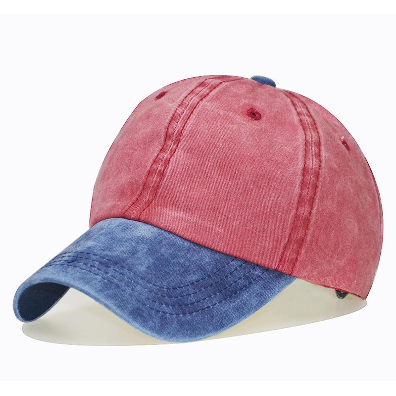 5aacdd6e75 Ladundi New Design Washed Cotton Light Board Hat Stitch Baseball Cap Women Snapback  Hat Adjustable Men s Daddy Drop Shipping Hat Beanies From Melontwo
