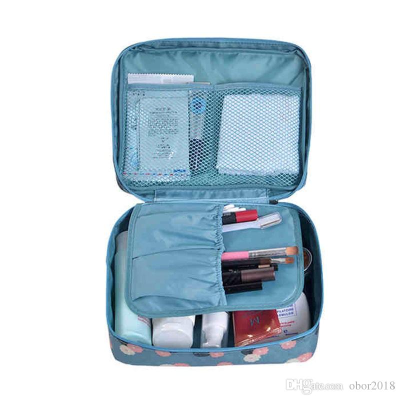 2019 Designer Toiletry Bag Girl Makeup Bags Women Cosmetic Bag Wash  Toiletry Makeup Organizer Multifunction Ladies Bag Case From Obor2018,   2.85   DHgate. fce791c553