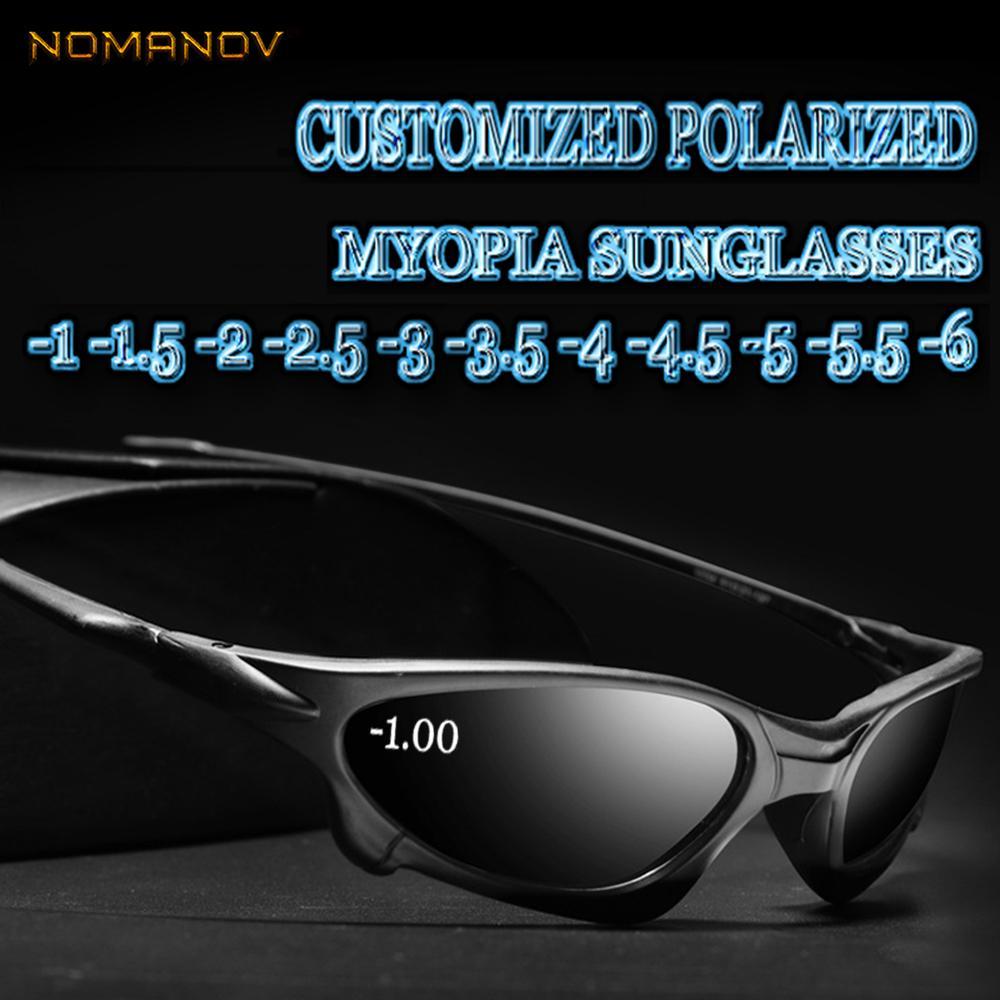 832da175104 Custom Made Myopia Minus Prescription Polarized Lens Summer Style New  Outdoor Sports Colorful Polarized Sunglasses 1 1.5TO 6 Dragon Sunglasses  Vintage ...