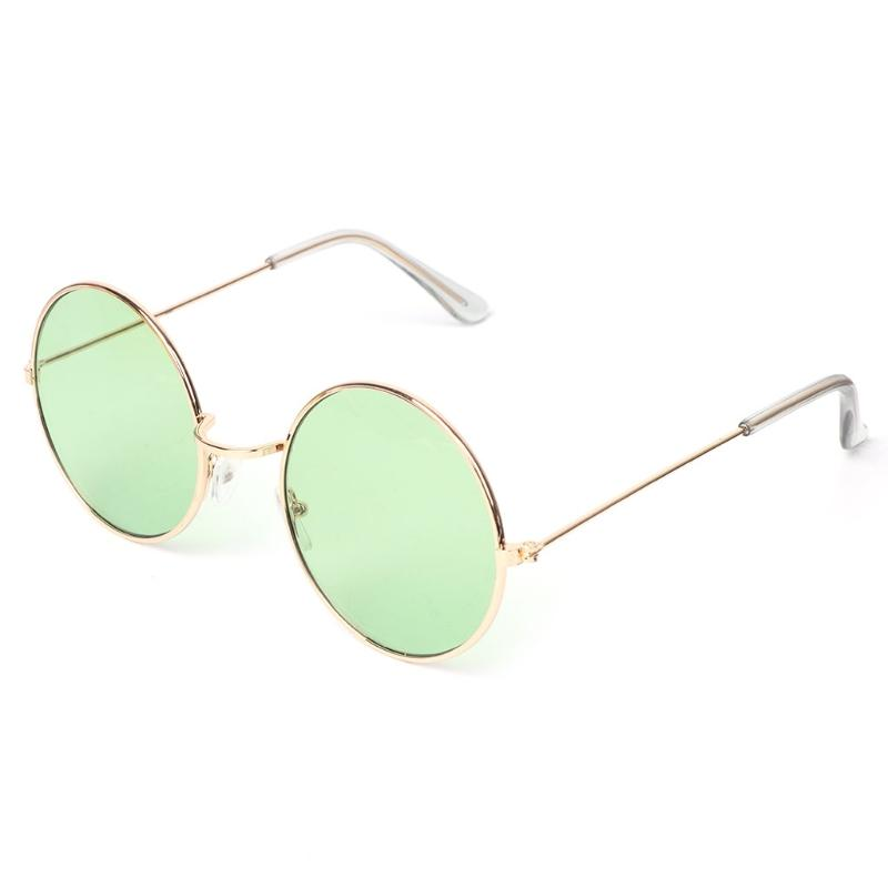 868ba76b8e 2018 NEW Round Sunglasses Vintage Women Men Glasses Retro Fashion ...