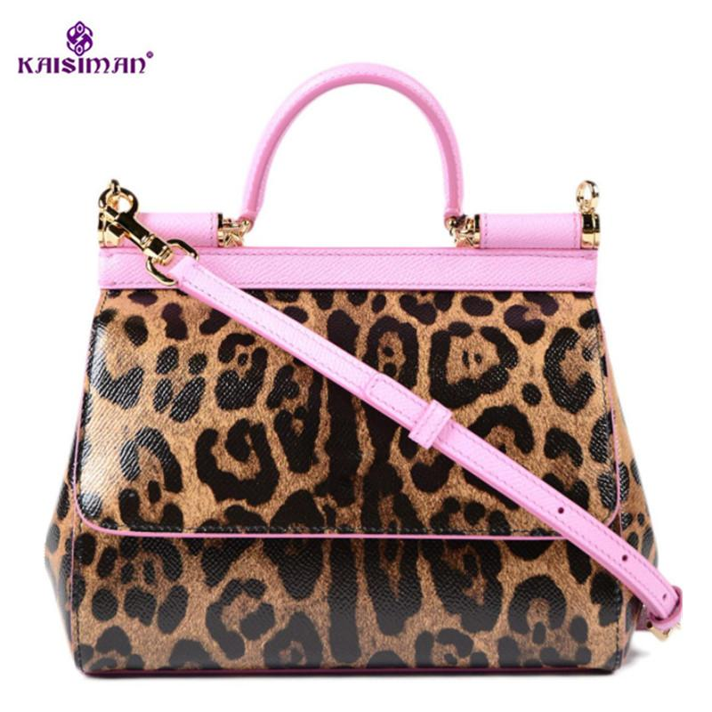 Luxury Handbags Women Bags Designer Leopard Genuine Leather Shoulder Bags  Handbags High Quality Famous Brand Tote Bag Sac A Main Designer Handbags  Totes ... 92b651a02d572