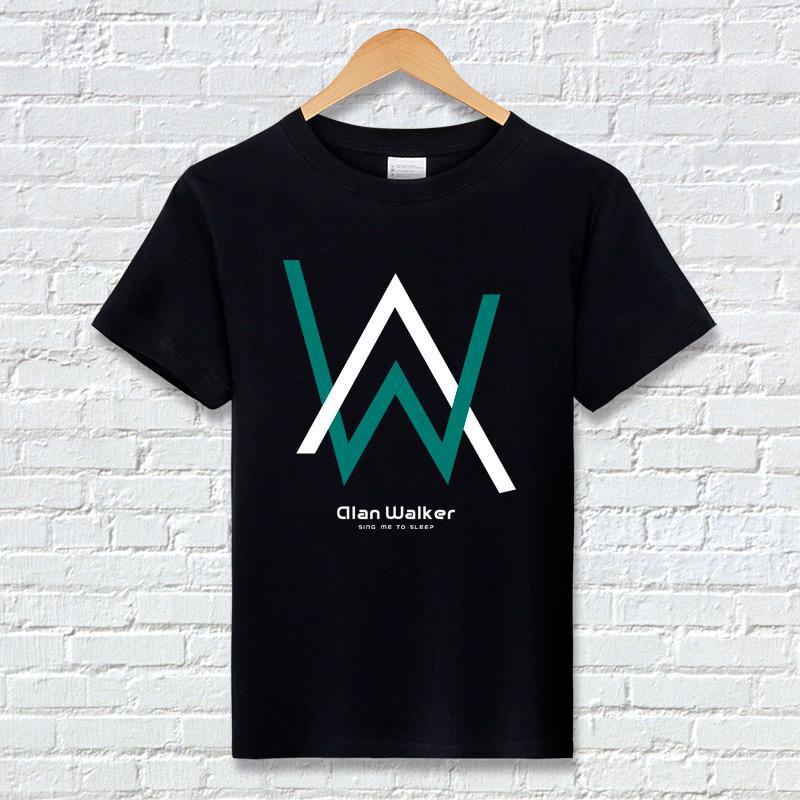 Designer T Shirt Mens Top New Fashion Tide Stylish Mens T Shirt Alan ...