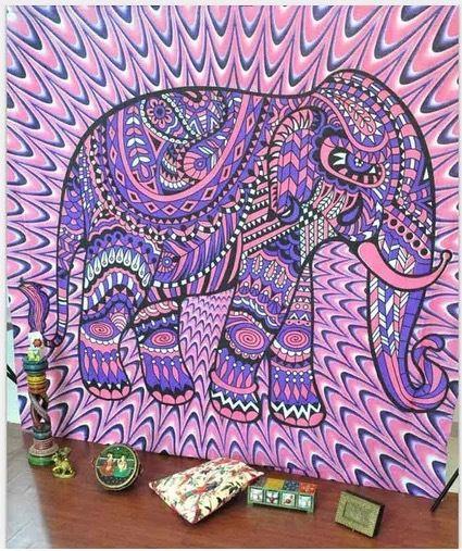 150 * 130 cm tapeçaria 2018 verão boêmio mandala toalha de praia cobertor folk-custom tapete de yoga elefante impressão xale bath towel 40 cores c4281