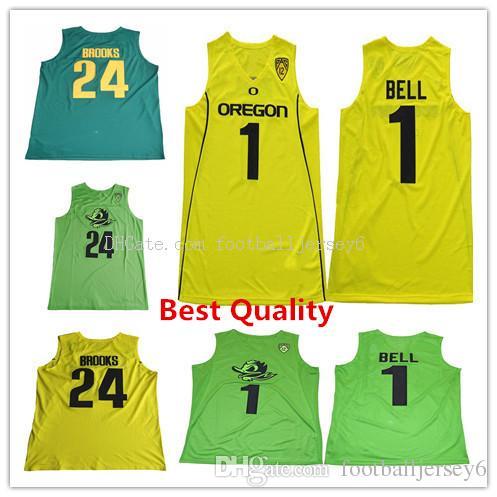 cfef8246311 ... 1 jordan f963c b5878; top quality 2018 bell oregon ducks jerseys ncaa  american basketball shirts mens dillon brooks green yellow