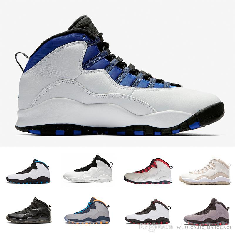 d5cd08751866 New 10 10s Mens Cement Westbrook PE Top Basketball Shoes Chicago ...