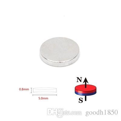 100 개 / 롯트 Dia15x1mm 하드 마그넷 판매 N52 NdFeB 직경 15mm, 두께 1mm 산업용 자석