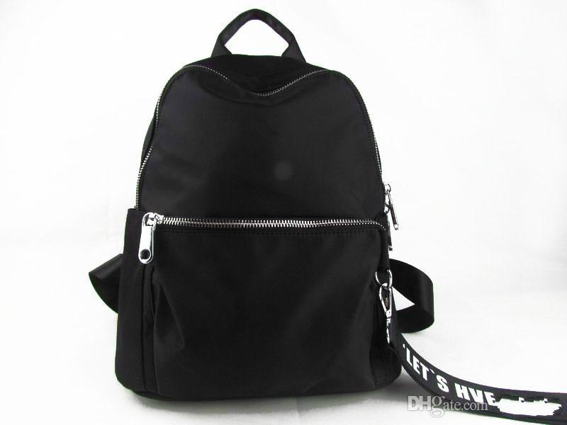 217e7882861e 2017 New Design Backpack Water Proof Oxford Backpack Female Students Bag  Women Backpac Oxford High School Backpack Jansport Backpacks School Bags  From ...