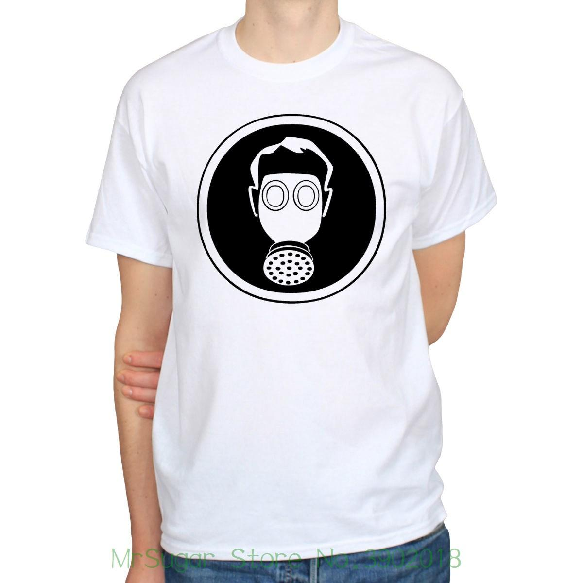 dc7dd5502 Gas Mask Illustration Chemical Warfare Are You My Mummy ? T Shirt Tshirt O  Neck Summer Personality Fashion Men T Shirts Deal With It T Shirt Ts Shirts  From ...