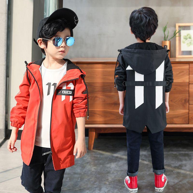 f88195711317 Baby Boys Clothing Coat 2018 Spring Burst Fashion Clothing In The ...