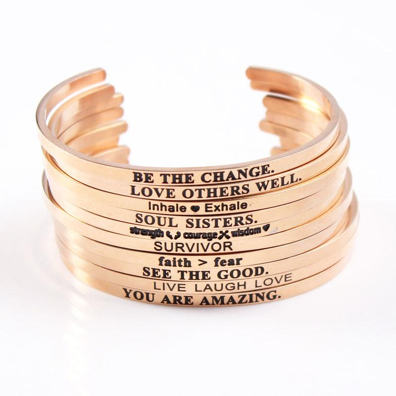 Image result for Inspirational Bracelets for Women