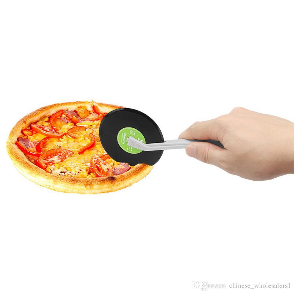 Wholesale Record Player Pizza Cutter Vinyl Record Design Pizza ...